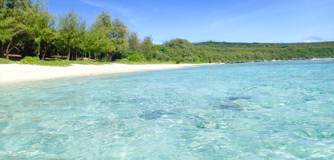 石垣島ビーチ体験ダイビング
