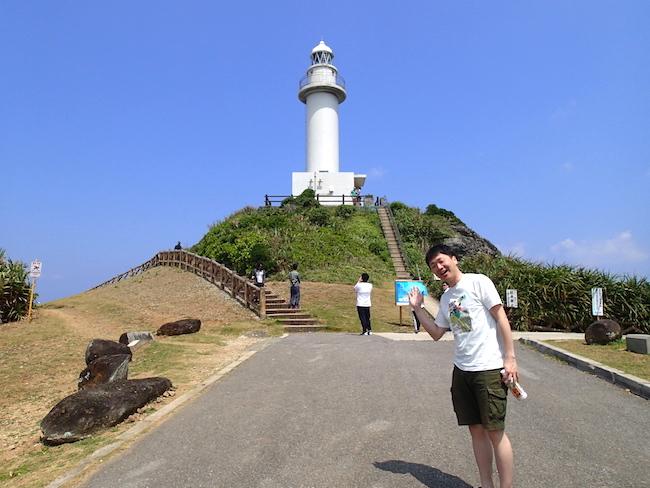 石垣島御神崎灯台
