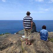 【石垣島】オープンウォーター講習ランチ御神崎灯台