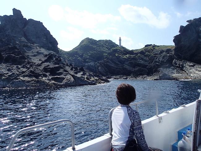 【石垣島のライセンス講習】御神崎灯台2018.4.10