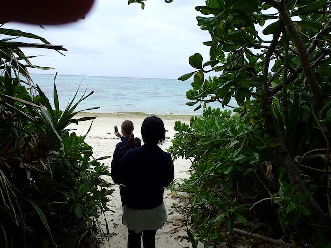 【石垣島】タバガーへの道