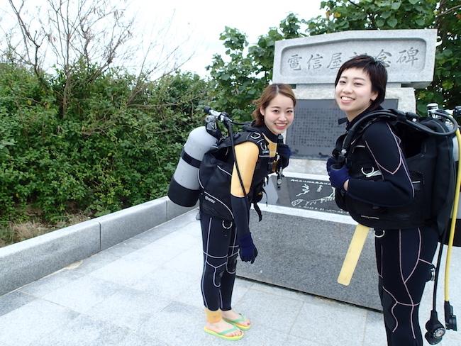 【石垣島】体験ダイビング2018.4.16