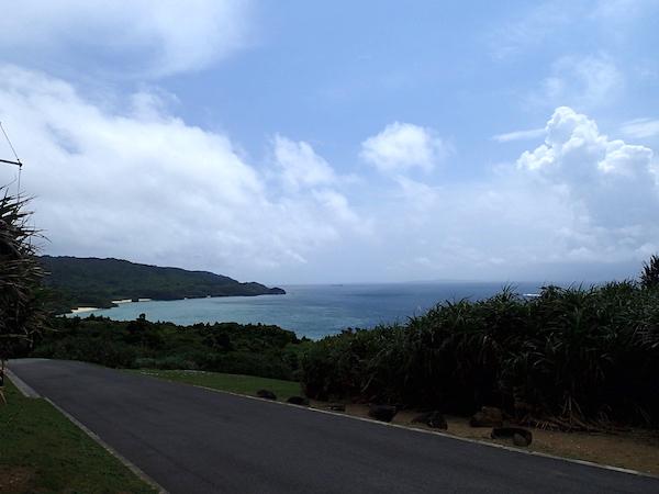 【石垣島】オープンウォーター講習御神崎の眺め2018年4月24日