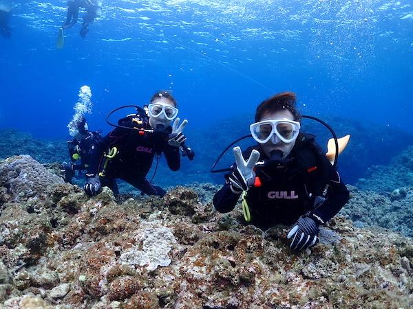 石垣島体験ダイビング黒島2019年4月2日