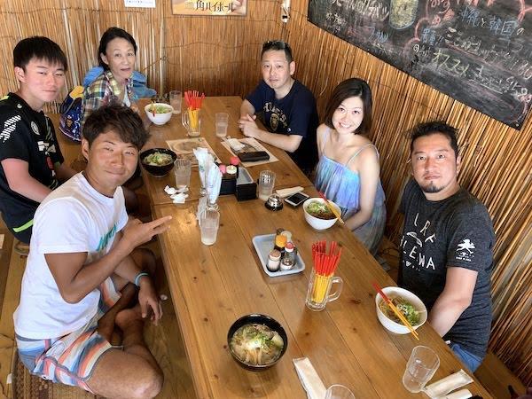 石垣島PADIオープンウォーター講習メンバー2019年5月1日
