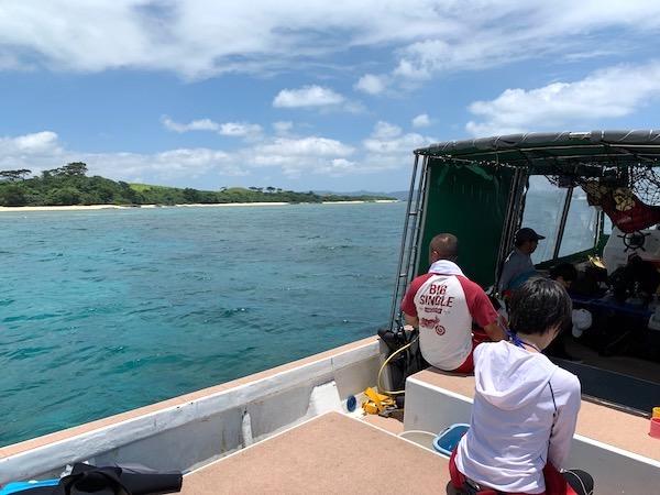 石垣島PADIオープンウォーターライセンス海洋講習2019年5月29日