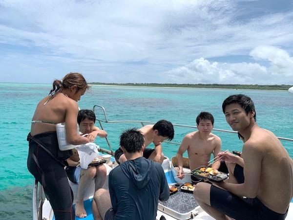 石垣島PADIオープンウォーターライセンス講習団体2019年6月8日