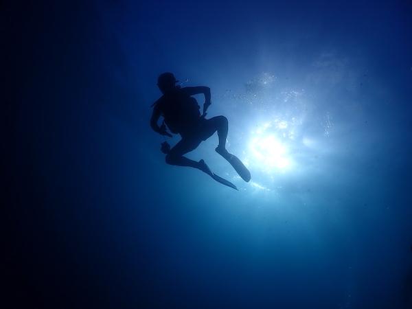 タイ(タオ島)ダイビング