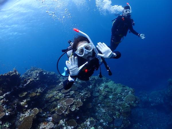 石垣島体験ダイビング2019年7月2日