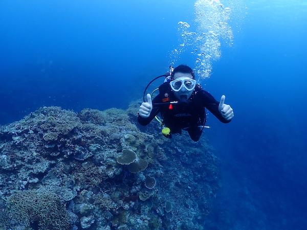 石垣島体験ダイビング2019年7月5日