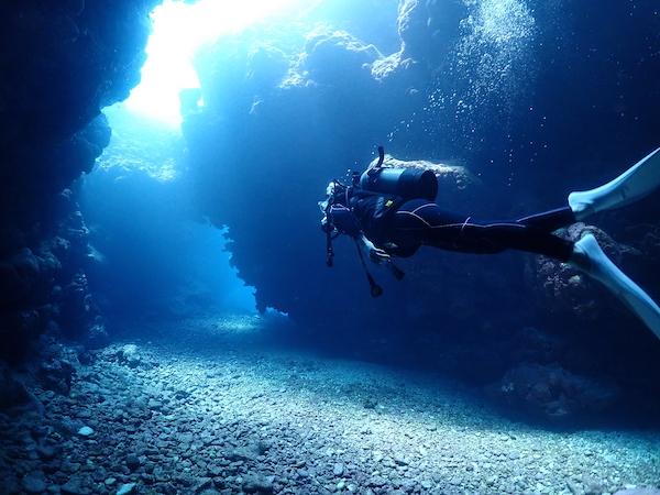 沖縄県石垣島体験ダイビング2019年7月16日
