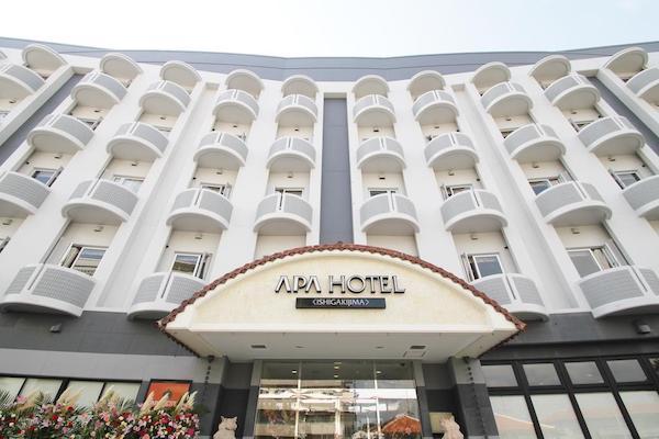 アパホテル石垣島です。