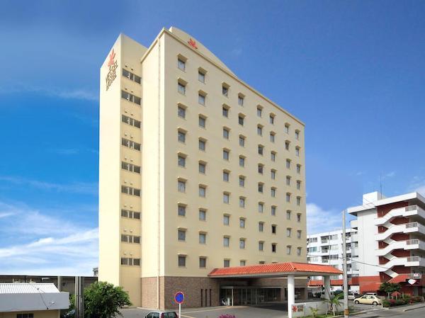 ベッセルホテル石垣島です。