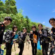 石垣島ダイビングスタッフ・リゾートバイト募集