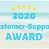 【2020年度】MOANA石垣島がPADIカスタマーサポート賞を受賞いたしました!