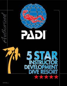 PADI5スターインストラクターディベロップメントダイブリゾート石垣島